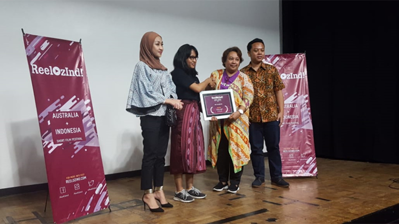 Q&A: ReelOzInd! Best Collaboration winner Wucha Wulandari