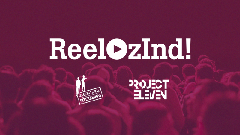 International Internships and Project 11 partner with ReelOzInd! 2018