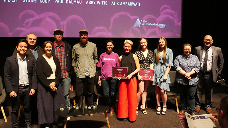 ReelOzInd! 2018 Winners Premiere in Melbourne and Yogyakarta