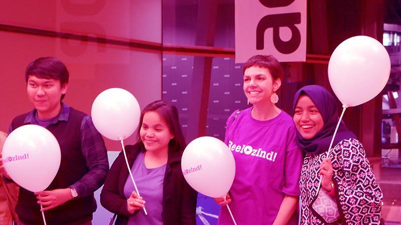 ReelOzInd! Australia Indonesia Short Film Festival 2018 premiere dates announced