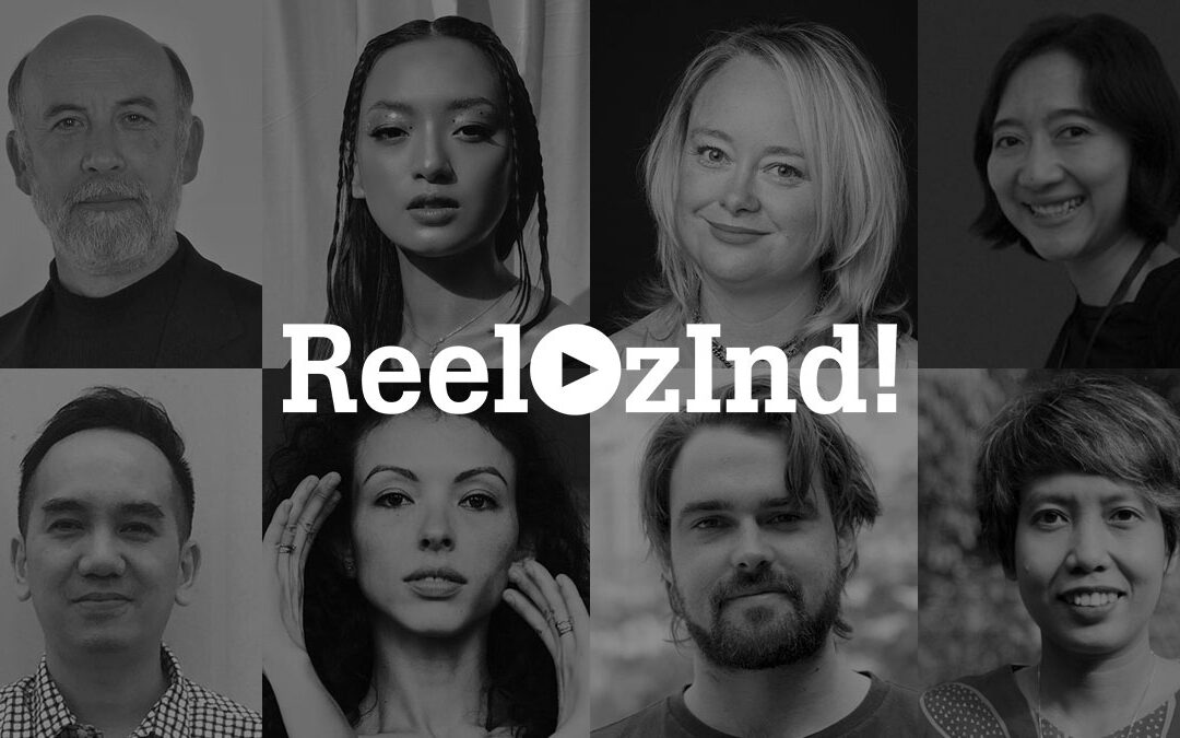Announcing the ReelOzInd! 2021 Jury, a diverse panel of artists, filmmakers and critics